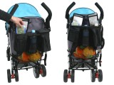 Stroller Caddy on Evo2